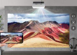 LG kündigt auf der CES2021 einen Beamer mit HomeKit und Airplay 2 an!