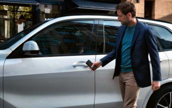 BMW Pressebereich