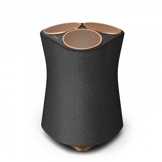 Sony 360 Grad Lautsprecher