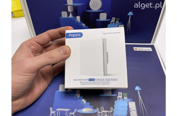 Aqara H1 EU Wall Switch