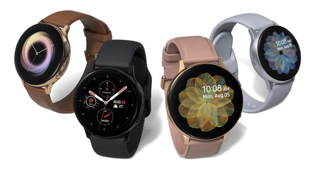 Neue Samung Galaxy Watches in Planung