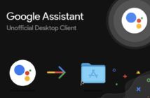 Google Assistant Desktop Client