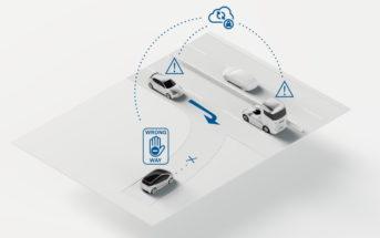 Bosch Warnsystem Falschfahrer