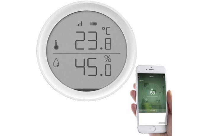 Luminea Home Control Thermometer