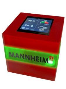 Mannheim Cube