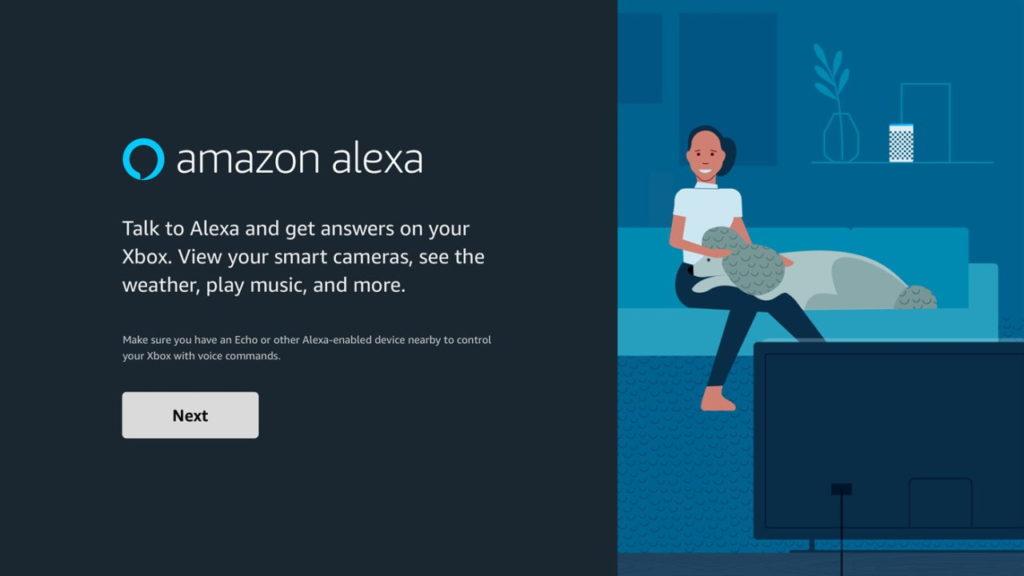Alexa App Xbox