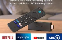 Amazon Fire TV Stick 2021 mit Alexa-Sprachfernbedienung