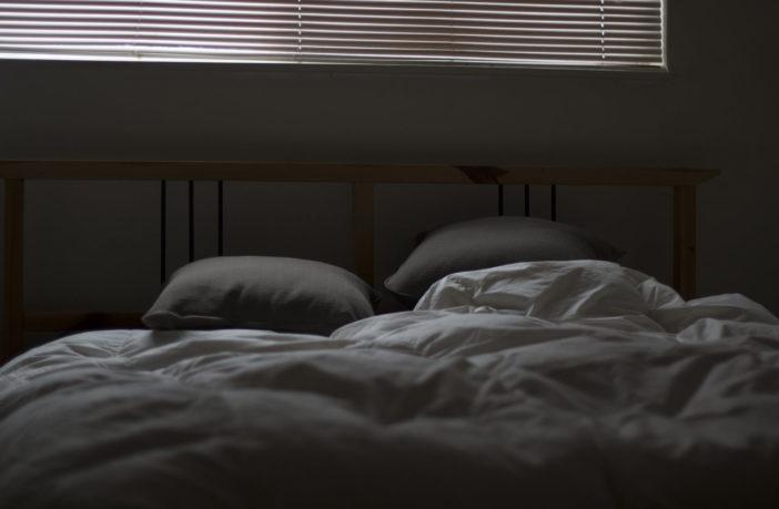 Bett Kissen Decke