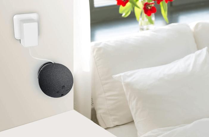 Cozycase Wandhalterung für Echo Dot 4