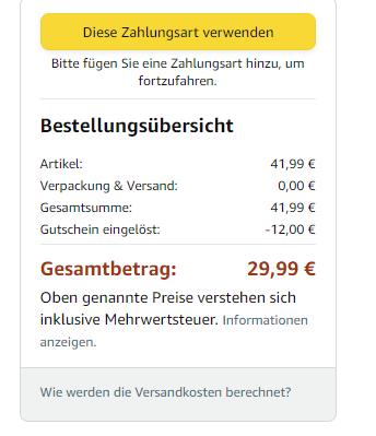 Gosund EP2 Angebot Preis 30 Euro an der Kasse