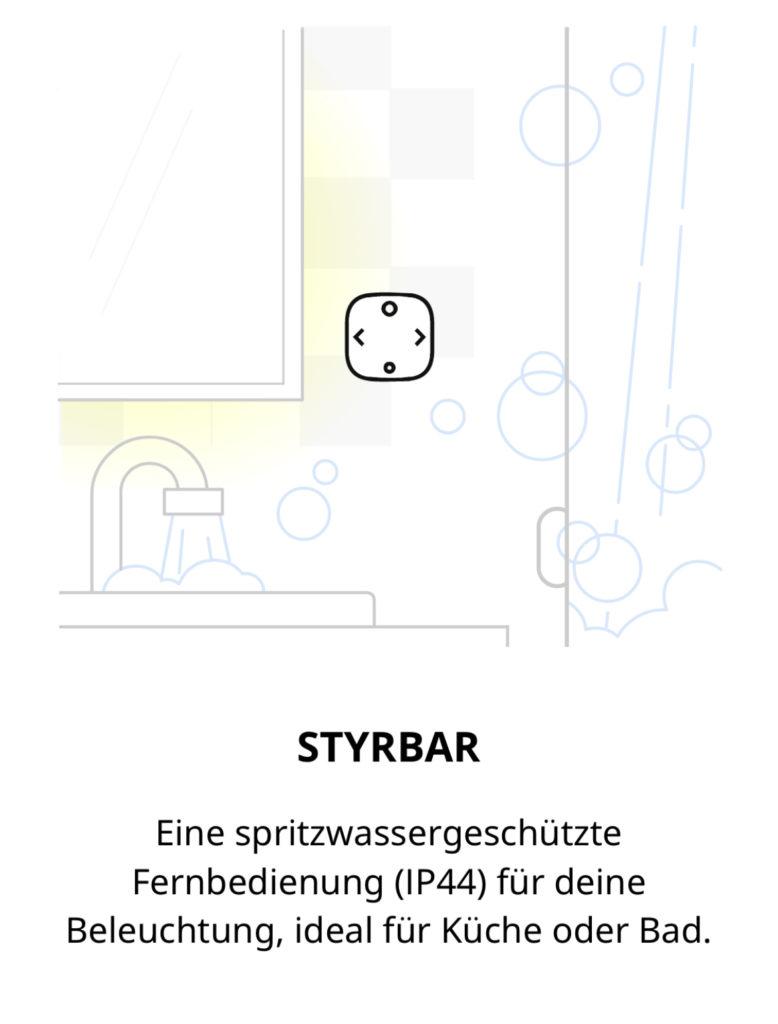 Ikea Styrbar