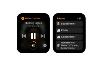 Lyd App Apple Watch