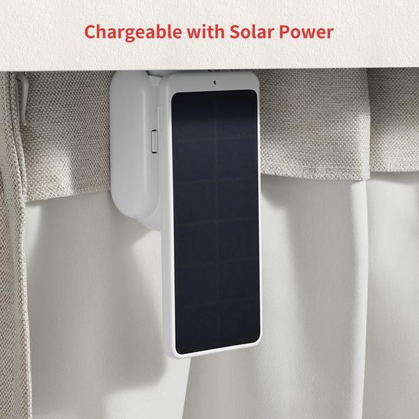 SwitchBot Curtain Solarpanel