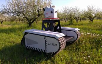 Bild: Milrem Robotics