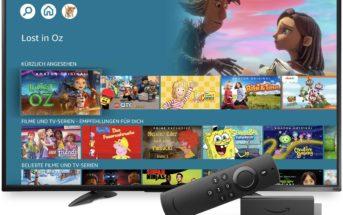 Amazon Kids Fire TV