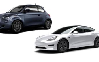 Tesla bei Tchibo