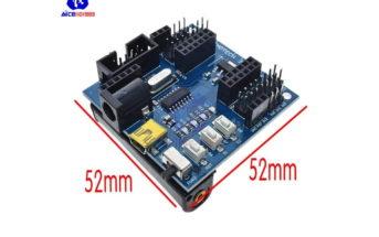 CC2530 Zigbee Modul Entwicklerplatine