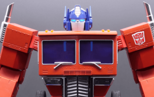Hasbro Optimus Prime