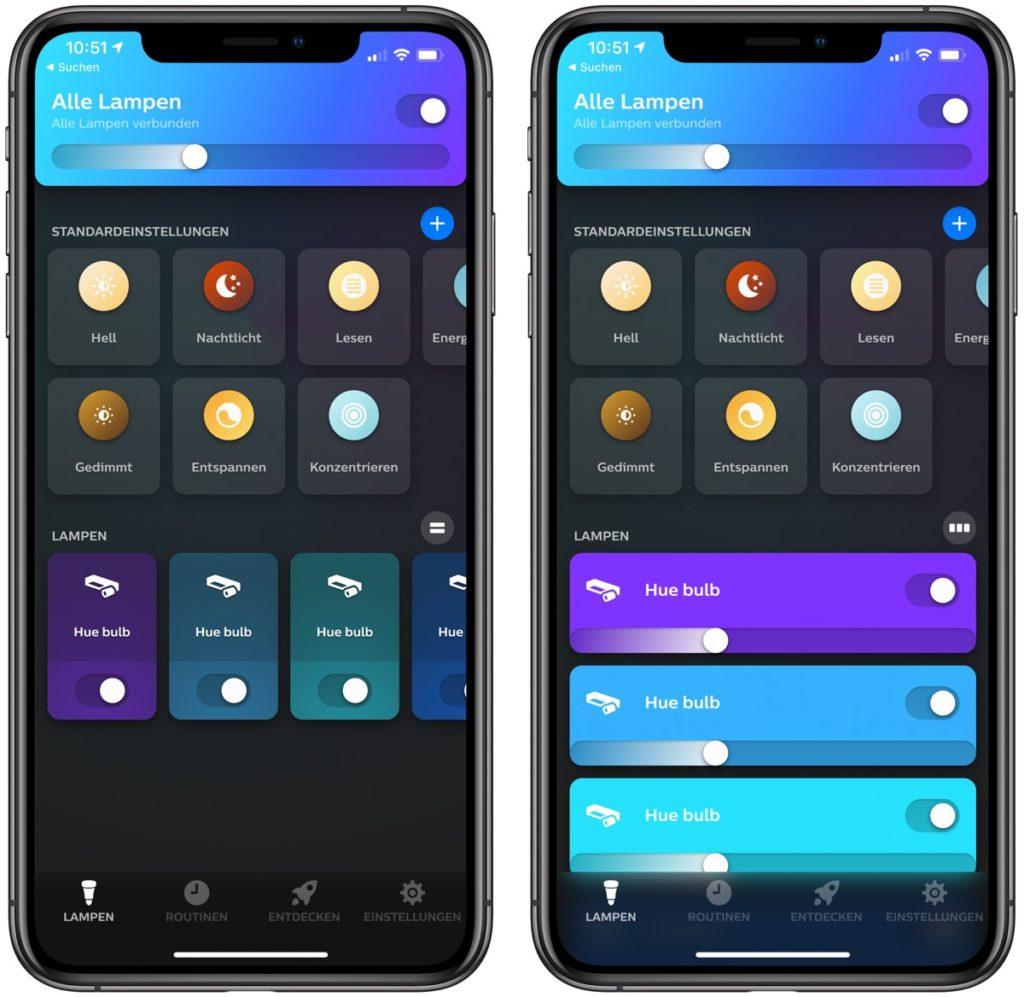 Hue App Bluetooth