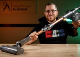 🎥 Jimmy H9 Pro im Test – Der futuristische Akku-Staubsauger mit Knickgelenk
