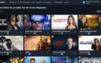 Prime Video Filme Osterwochenende