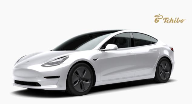 Tesla Tchibo