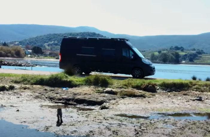 Venix Campervan Citroen Jumper