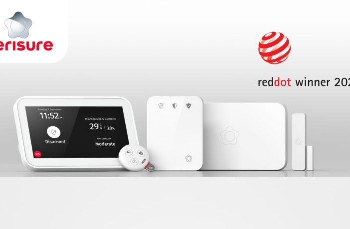 Verisure Alarm Suite Red Dot 2021
