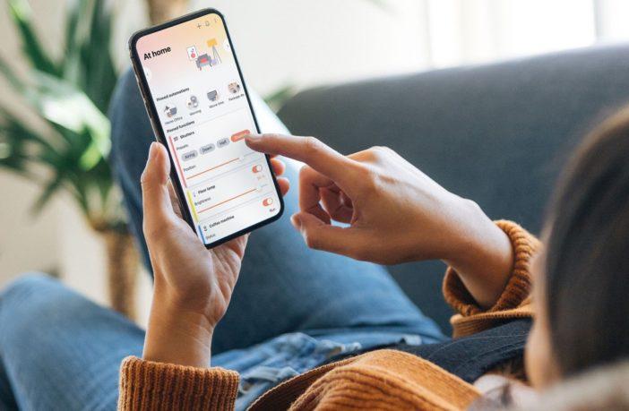 Home Connect Plus App