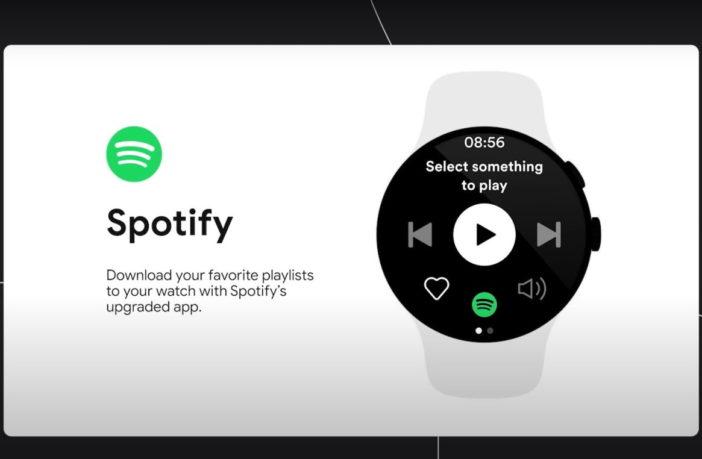 Wear Spotify Offline Modus
