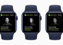 Apple Fitness +:ab dem 28.Juni neue Time-to-Walk-Workout-Serie