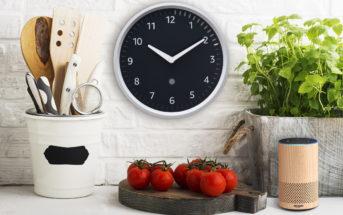 Echo Wall Clock Küche