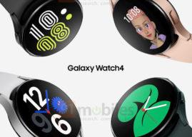 Erste echte Bilder der Samsung Galaxy Watch4 Classic aufgetaucht