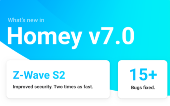 Homey v7.0