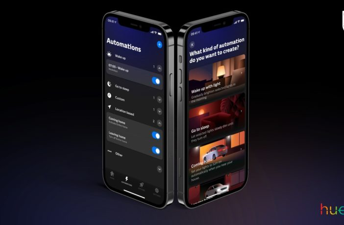 Philips Hue App 4.0 - Automationen