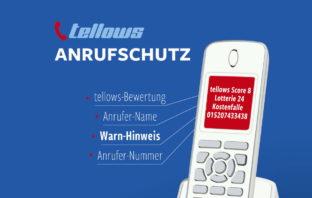 tellows Anrufschutz für FritzBox