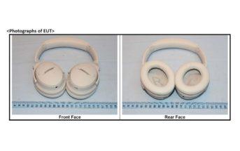 FCC Bose Quietcomfort 45