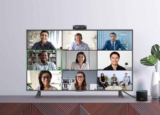 Zoom-Videoanrufe jetzt auf dem Fire TV Cube möglich