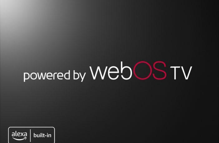 Powered by webOS TV - Amazon Alexa