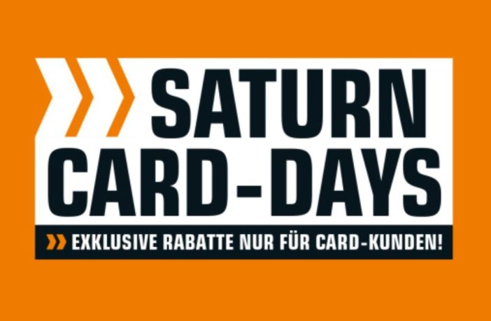 Saturn Card Days