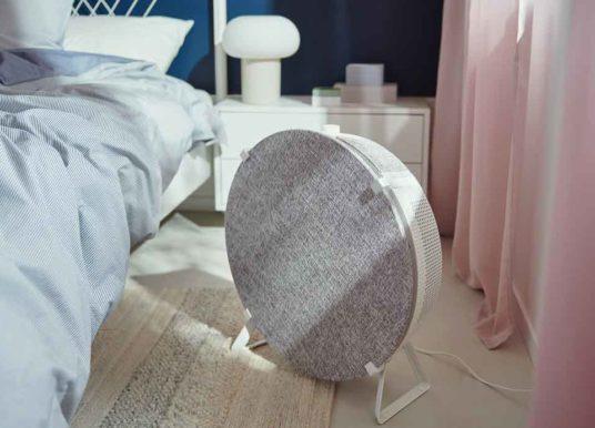 """Starkvind – Smarter Luftreiniger """"Tisch"""" von Ikea startet im Oktober"""