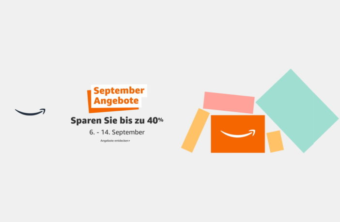 Amazon September Angebote 2021
