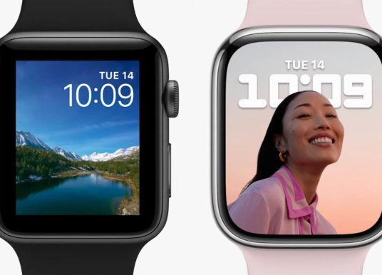 Apple Watch 7 hat gleiche Display-Technik wie iPhone 13