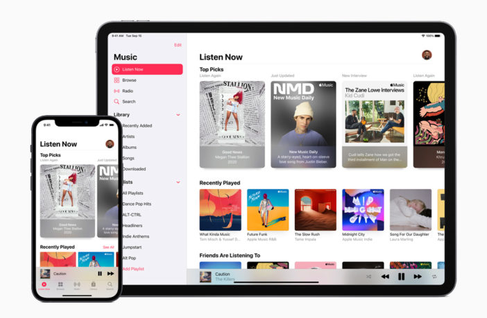 Apple übernimmt Primephonic