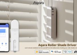 Aqara Roller Shade Driver E1 startet offiziell in Europa