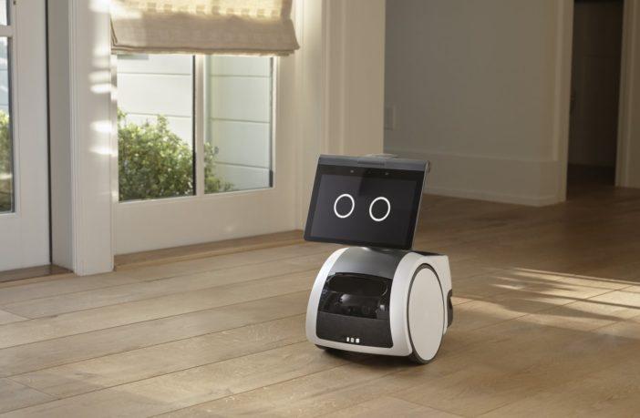 Astro Heimüberwachung mittels Roboter