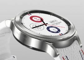 Samsung entwirft mit Thom Browne Special Edition der Galaxy Watch4