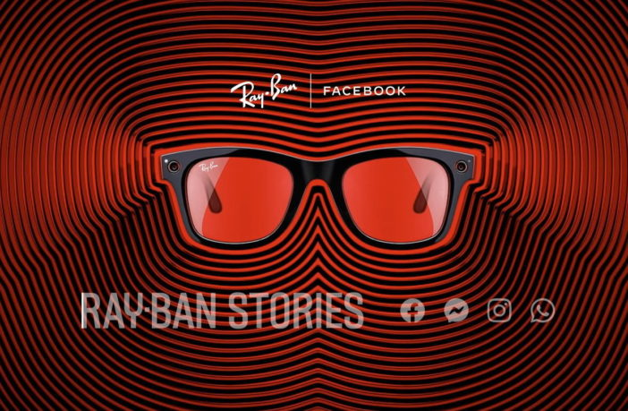 Ray-Ban Stories smarte Sonnenbrille von Facebook