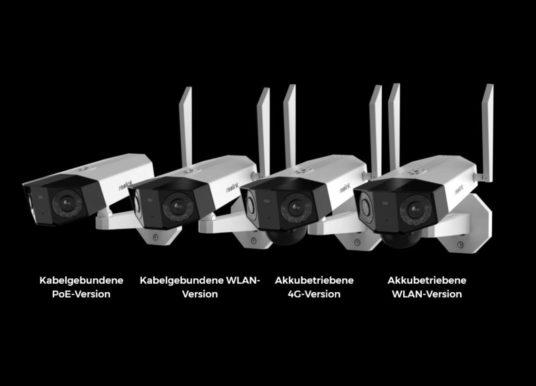 Reolink Duo – Neue Kamera mit zwei Objektiven und 150° Weitwinkel