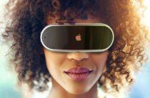 Apple AR/VR Brille